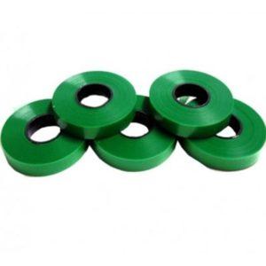 cinta atadora verde ecologica rollo