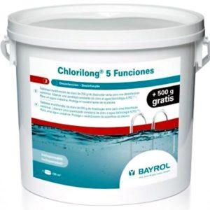 cloro funciones bayrol