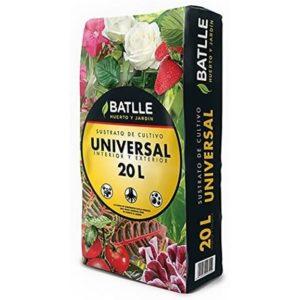 sustrato universal 20L batlle