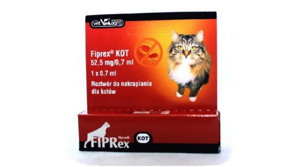 fiprex kot 1x07ml pipeta para gatos