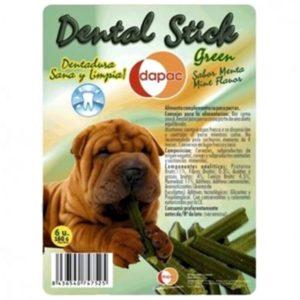 dental stick green 160 gr dapac