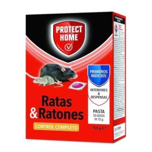 raticida ratas y ratones protect home