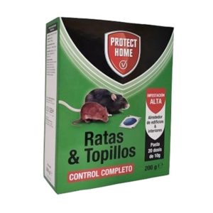 raticida ratas y topillos protect home